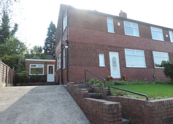 Thumbnail 3 bed semi-detached house for sale in Valley New Road, Royton, Oldham