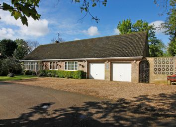 Thumbnail 6 bedroom detached house for sale in Priory Gardens, Chesterton, Peterborough