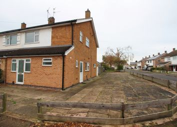 Thumbnail 3 bed semi-detached house to rent in Barnstaple Road, Leicester