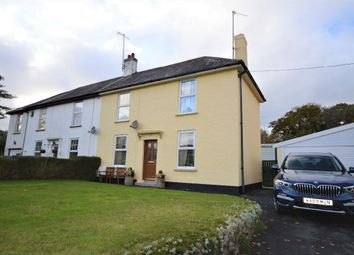 Thumbnail 3 bed semi-detached house for sale in Brayhams, North Road, Okehampton