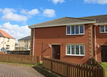 Thumbnail 2 bed flat for sale in Barton Court, Fauldhouse, Bathgate