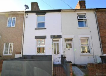 Thumbnail 2 bedroom terraced house for sale in Exmouth Street, Old Town, Swindon