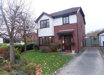 Thumbnail 3 bed detached house for sale in Applecross Close, Birchwood, Warrington, Cheshire
