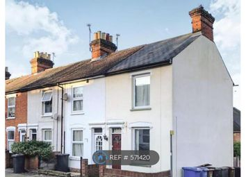 Thumbnail 2 bed end terrace house to rent in Finchley Road, Ipswich