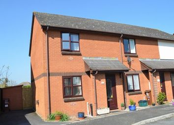 Thumbnail 2 bedroom end terrace house for sale in College Road, Cullompton