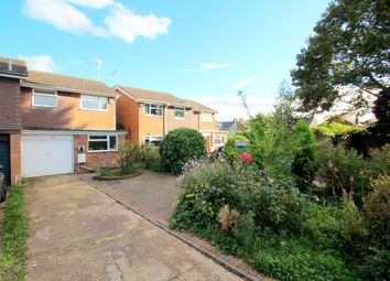 Thumbnail 3 bed semi-detached house for sale in Bridgefield Close, Colchester