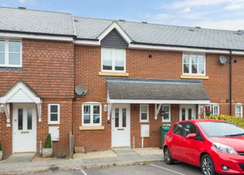 Thumbnail 2 bed terraced house to rent in Stagshaw Close, Maidstone