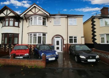 Thumbnail 4 bed semi-detached house for sale in Coles Lane, West Bromwich, Birmingham, West Midlands