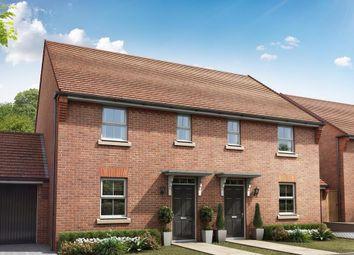 "Thumbnail 3 bedroom end terrace house for sale in ""Ashworth"" at Hook Lane, Aldingbourne, Chichester"