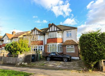 Thumbnail 2 bed flat for sale in Farnley Road, London
