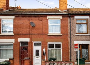Thumbnail 3 bedroom end terrace house for sale in Hollis Road, Stoke, Coventry