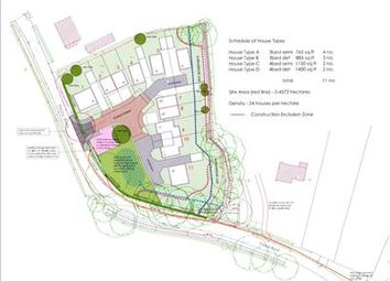 Thumbnail Commercial property for sale in Development Land To The South Of, 26 Ferry Road, Wawne, Hull