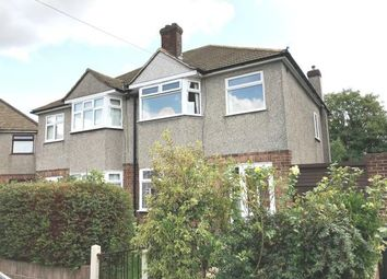 Thumbnail 3 bed semi-detached house for sale in Berkeley Crescent, Dartford, Kent