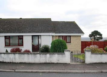 Thumbnail 3 bed semi-detached bungalow for sale in Highfield Avenue, Inverness