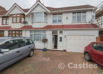 Thumbnail 5 bedroom semi-detached house for sale in White Hart Lane, London