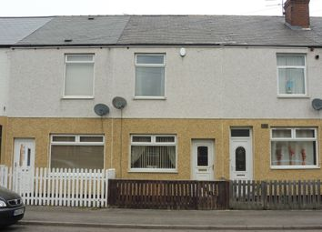 Thumbnail 2 bed terraced house for sale in Vincent Terrace, Thurnscoe, Rotherham