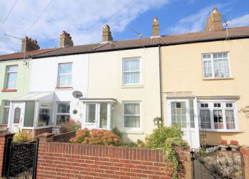 Thumbnail 2 bed terraced house for sale in Wootton Road, Lee-On-The-Solent