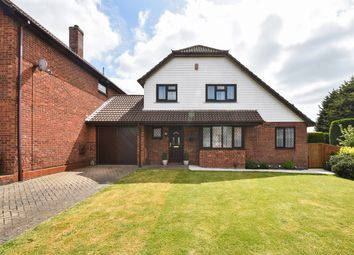 Thumbnail 4 bed link-detached house for sale in Stiles Close, Folkestone