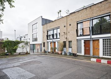 Thumbnail 3 bed terraced house to rent in Britannia Wharf, Baldwin Terrace, London