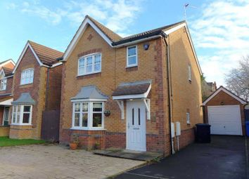 Thumbnail 3 bed detached house for sale in Caernarfon Close, Thornton-Cleveleys