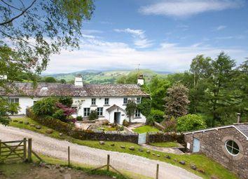 Thumbnail 4 bed farmhouse for sale in Gawthrop, Sedbergh