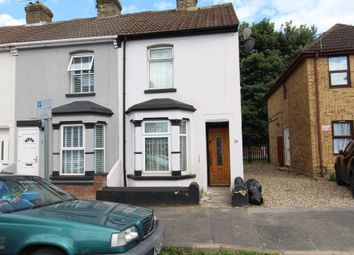 Thumbnail 1 bed property to rent in Jezreels Road, Gillingham, Kent