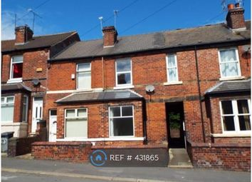 Thumbnail 3 bedroom terraced house to rent in Newman Road, Sheffield