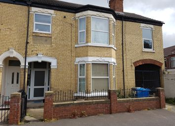Thumbnail 1 bed flat to rent in Glencoe Street, Hull