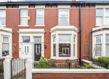 Thumbnail 3 bed terraced house for sale in Hawkhurst Road, Penwortham, Preston