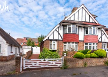 Thumbnail 2 bed semi-detached house for sale in Elm Drive, Hove