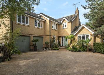 Soper Drive, Caterham, Surrey CR3. 4 bed detached house