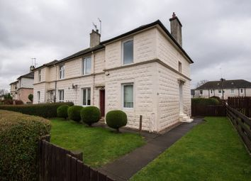Thumbnail 2 bed flat for sale in Arisaig Drive, Glasgow, Lanarkshire