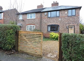 Thumbnail 3 bed semi-detached house for sale in St. Brendans Road North, Withington, Manchester