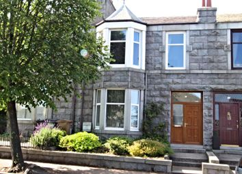 Thumbnail 3 bed flat for sale in Leslie Road, Aberdeen