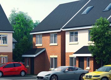 Thumbnail 3 bed detached house for sale in The Birch, Ikon Avenue, Wolverhampton, West Midlands