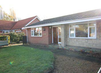 Thumbnail 2 bed bungalow to rent in Marsh Lane, New Buckenham, Norwich