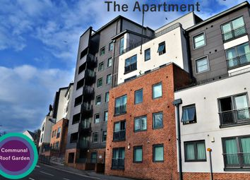 Thumbnail 2 bed flat for sale in Trinity Street, St Austell