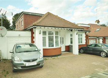 Thumbnail 4 bedroom bungalow for sale in Park Chase, Wembley, Middlesex