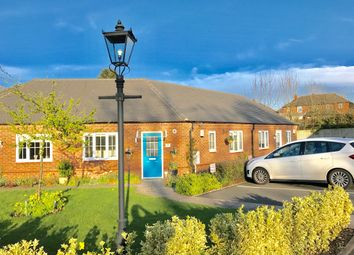 Thumbnail 2 bedroom terraced bungalow for sale in Field Gate Gardens, Glenfield, Leicester