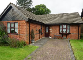 Thumbnail 2 bed detached bungalow for sale in Spinney Drive, Leicester