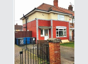 Thumbnail 2 bed end terrace house for sale in 25th Avenue, Hull