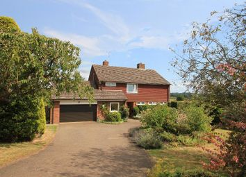 Thumbnail 4 bed detached house for sale in Church Close, Brenchley, Kent