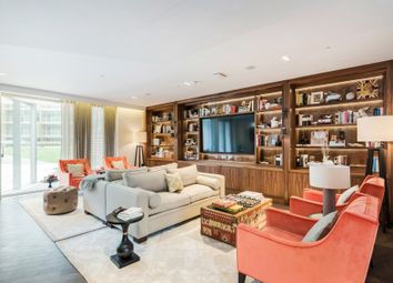 Thumbnail 2 bed flat for sale in Circus Road West, London