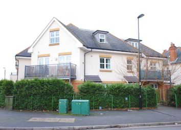 Thumbnail 1 bed flat for sale in Weston Lane, Southampton