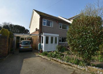 3 bed semi-detached house for sale in Lanthorne Road, Broadstairs CT10