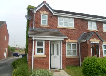 Thumbnail 3 bedroom semi-detached house to rent in St Patricks Close, Widnes, Merseyside