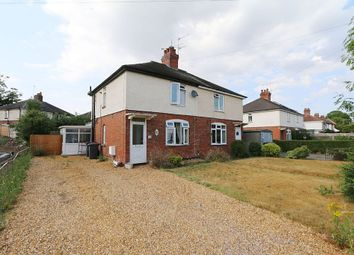 Thumbnail 2 bed semi-detached house for sale in Newcastle Road, Madeley, Crewe, Staffordshire