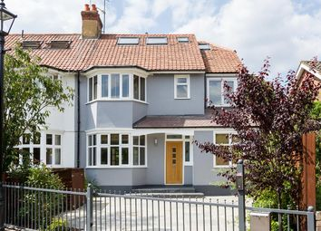 6 bed semi-detached house to rent in Stanley Road, East Sheen, London SW14