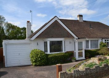 Thumbnail 3 bed semi-detached bungalow for sale in Orchard Drive, Tonbridge