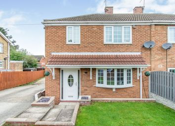 3 bed semi-detached house for sale in Ivanhoe Road, Edlington, Doncaster DN12
